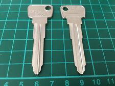 Mazda 323 BJ 1982-83 626 Bj 1982-87 clés brut Silca profil maz7r