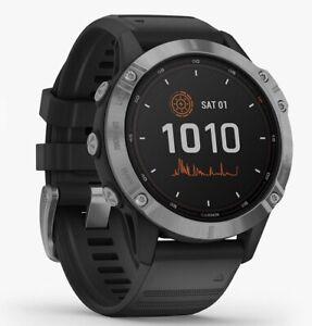 Garmin Fēnix 6S Solar, Solar-powered Multisport GPS Watch, Advanced Training
