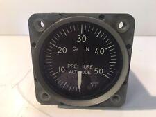 ZA546 Tornado Aircraft Cabin Altimeter Indicator. 6685-12-173-3175