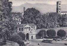 LUCCA - Porta S.Pietro (Sec.XVII) 1956