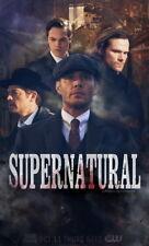 "127 Supernatural - Dean Sam Season 14 Devil Ghost Hot TV 24""x39"" Poster"