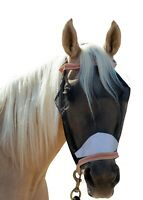 RANDSCO Horse Fly Mask Universal Fits 800-1200 Lb Horse Loaded With Features UV