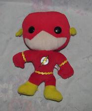 "Funko DC Justice League Plushies 2010 The Flash - Plush, Plushie - 7"" Tall"
