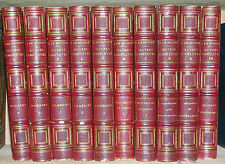 Complete Works of Alfred de Musset-Ten Volume Set-French Edition-1866