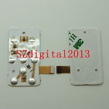 10PCS/ Keypad Key Button Flex Cable Board for Nikon Coolpix S2500 Digital Camera