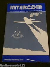 AIRCREW ASSOCIATION - INTERCOM - SPRING 1987