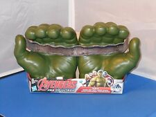Hasbro Marvel Avengers Age Of Ultron Hulk Gamma Grip Fists Costume Toy NMIP!