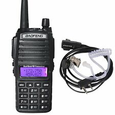 BAOFENG UV82 Two-Way Radios UV-82 Dual Band 137-174/400-520MHZ Ham Walkie Talkie