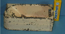 "AUTHENTIC & OLD ARCADE TOY CAST IRON ""CRANE""  BATHTUB 1 3/4"" HI *ON SALE* CI 383"