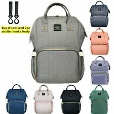 LAND Rucksack Wickeltasche Mummy Baby Diaper Bag Nappy Backpack