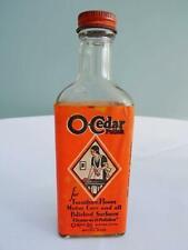 More details for vintage polish bottle advertising antique 1920s o cedar furniture floor prop 20s
