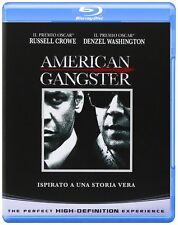 Blu Ray AMERICAN GANGSTER **** Denzel Washington **** ......NUOVO