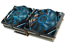 GELID Icy Vision 2 Graphics Card Cooler NVIDIA AMD 7870 GTX TITAN 750 High End