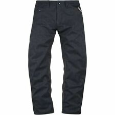 Hip All Men Denim Exact Motorcycle Trousers