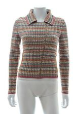Chanel Multicoloured Knitted Cotton Jacket-Chanel 2017 Coco Cuba Cruise