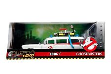 Jada Diecast Metal 1:24 Scale Hollywood Rides Ghostbusters Ecto-1