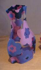 Portable Folding Small PVC Vase