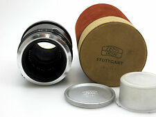 Carl Zeiss Panflex Tessar 3,5 / 115 mm #1876488 for Contax IIa & IIIa rare sm060