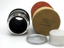 Carl Zeiss Panflex Tessar 3,5/115mm #1876488 for Contax IIa & IIIa rare    sm060