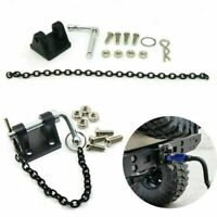 RC Crawler Metal Tow Shackle Trailer Hook For 1/10 D90 Axial SCX10 90046 Truck