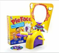 Pie Face Unbranded Contemporary Board & Traditional Games