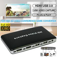HDMI Video Capture Card USB 3.0 1080P HD Recorder For Game/Video AV Converter*