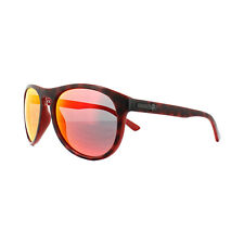 Police Sunglasses S1871 Astral 2 6XRR Shiny Havana Red Gray Mirror Red