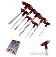 Neilsen Hex Key Set - 8pc High Torque Ball Point CT1222