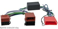 Aktivsystem Radio Adapter für Audi A2 A3 A4 A6 TT VW Nissan ISO Kabel DSP Bose