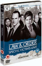 Law and Order - Special Victims Unit: Season 1 (Box Set) [DVD]