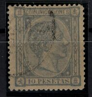 P130467/ SPAIN STAMP / Y&T # 162 USED CERTIFICATE CV 1870 $