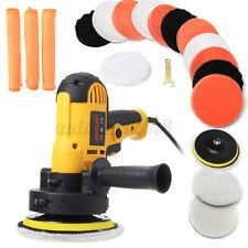 700W 220V Electric Polisher Sander Buffer Waxing Machine Kit&M-18 Bonnet E @ L