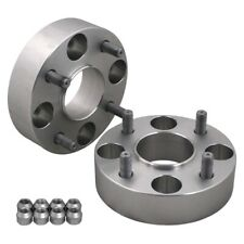"Hub Centric 1.5"" (38mm) Wheel Adapter Spacers 4x100 for Integra Accord Civic Fit"