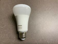 Used Philips Hue A19 White and Color Ambiance Smart LED Light Bulb Used