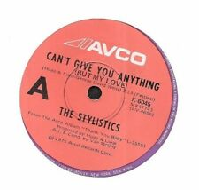 """The Stylistics - Can't Give You Anything but my love - 1975 7"""" single 45rpm"""