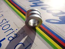 Spare parts-Campagnolo alloy rear hub spacing collar 11,4mm NOS