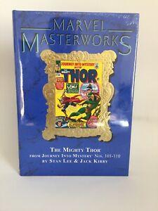 Marvel Masterworks Vol 26 Thor (variant cover) Hardback (2009 2nd ed. 2nd print)