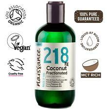 Naissance Kokosöl fraktioniert BIO - 250ml - Trägeröl für Haut und Haare flüssig