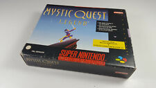 Mystic Quest Legend - Super Nintendo SNES PAL Spiel Big Box OVP CIB +Berater Top