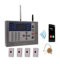 H/D KP GSM Wireless Panic Alarm with Internal 100 Siren/Buzzer