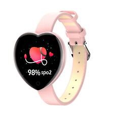 Women Smartwatch Heart Rate Monitor Call Message Reminder for Android iPhone