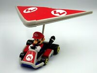 FIGURINE Mario Kart voiture para voile 9 x 12 cm Super Mario Bros NINTENDO 2020