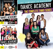 Dance Academy SEASON 1 2 & 3 : NEW DVD
