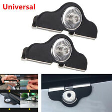 Pair Universal Hood Mounting Brackets Led Work light Bars Clamp Holder For Truck