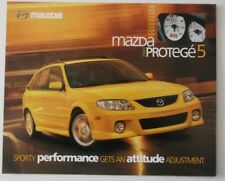 MAZDA PROTEGE 5 2002 dealer brochure - English - Canada - ST501000218