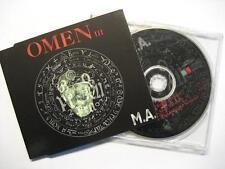"""M.A. """"OMEN III"""" - MAXI CD"""