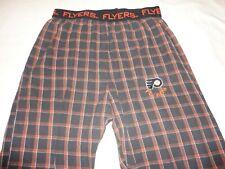 Arizona Orange Gabe Color Flannel Pajama Sleep Lounge Pants Mens Size Large NWT
