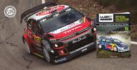 WRC AUTO DA RALLY DIE CAST 1-24 STRATOS-SUBARU-DELTA-ABARTH-CITROEN-TOYOTA-LANCI