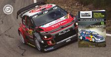 WRC AUTO DA RALLY DIE CAST 1-24 STRATOS-SUBARU-DELTA-ABARTH-PORSCHE-TOYOTA-LANCI