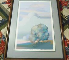 Quiet Hills artist Sukey signed numbered framed print